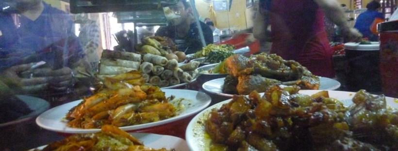 Mercato alimentare di Hoi An (Vietnam)