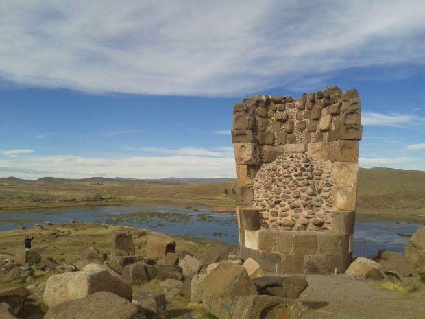 Perù - Le tombe di Sillustani