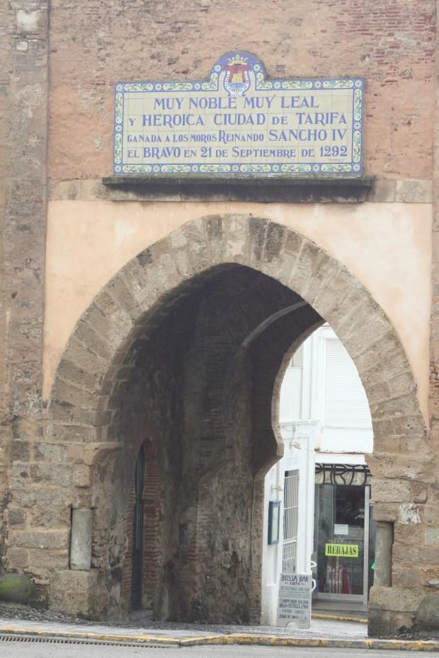 Porta d'entrata in città - Tarifa