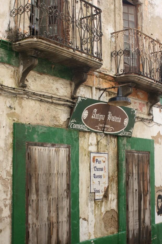 Particolare di edificio - Centro Storico di Tarifa