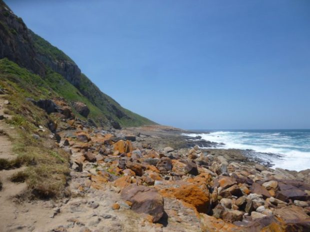 Trekking nella Robberg Nature Reserve