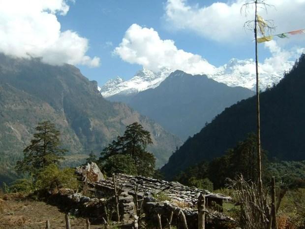 Trekking in Nepal  - Scorci meravigliosi