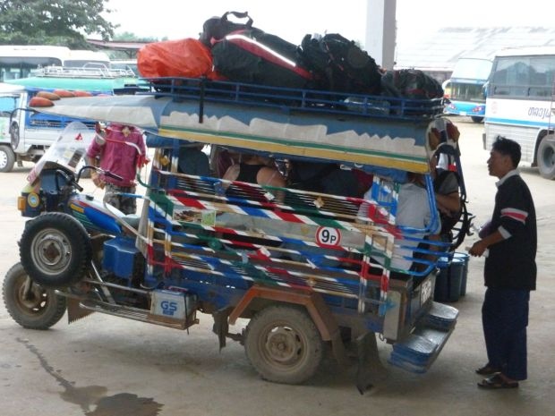 Udon Thani - Transfer per l'aeroporto