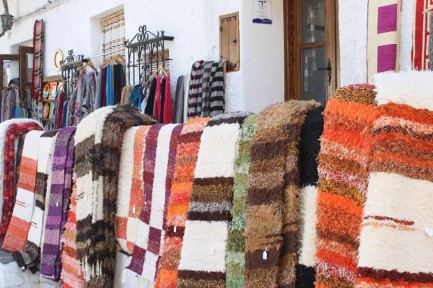 L'artigianato delle Alpujarras