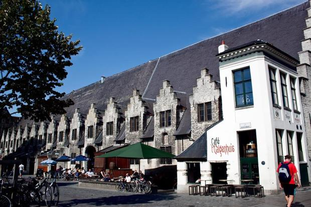 Dove mangiare a Gand: Groot Vleeshuis