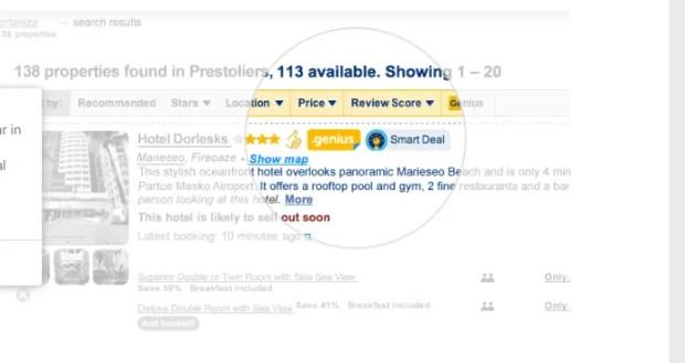 Risparmiare sulla prenotazione di un hotel: il programma Genius di Booking.com