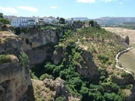 La città vecchia di Ronda