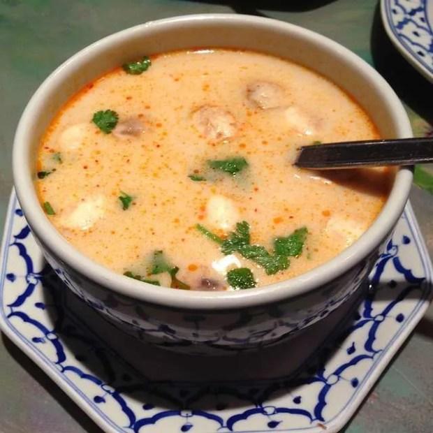 Tom yum - cucina thai