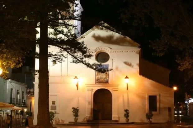 Nerja - Chiesa El Salvador