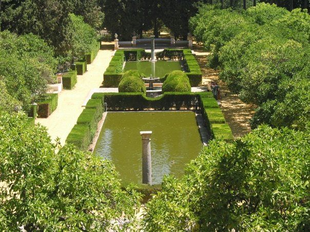 Siviglia in 36 ore: i giardini dell'Alcazar