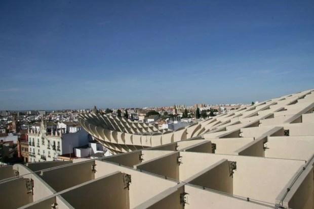 Siviglia in 36 ore: Metropole Parasol