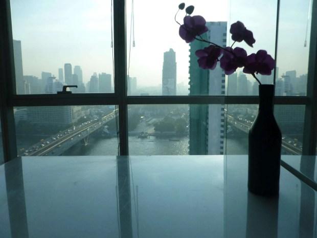 Dormire in un appartamento a Bangkok