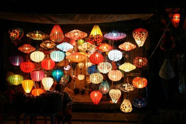 Lanterne a Hoi An