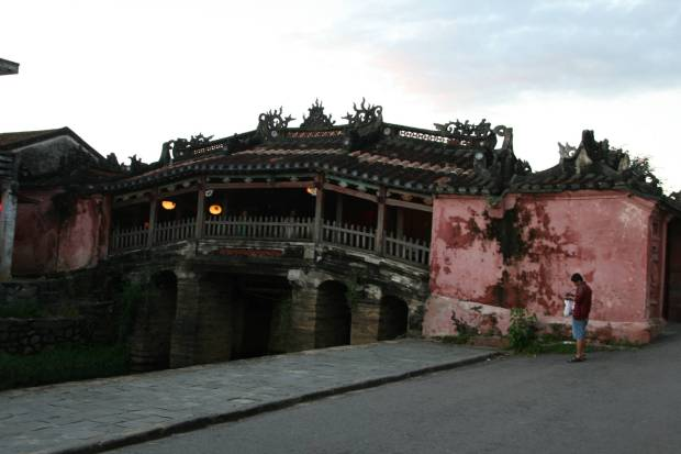 Cosa vedere a Hoi An: il ponte giapponese
