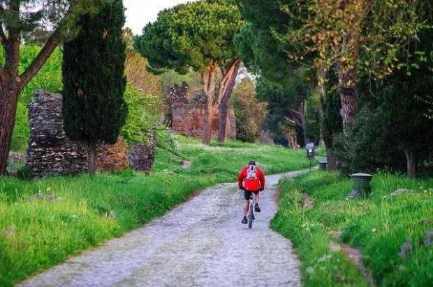 L'Appia Antica a Roma