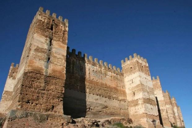 Il Castello di Banos de la Encina