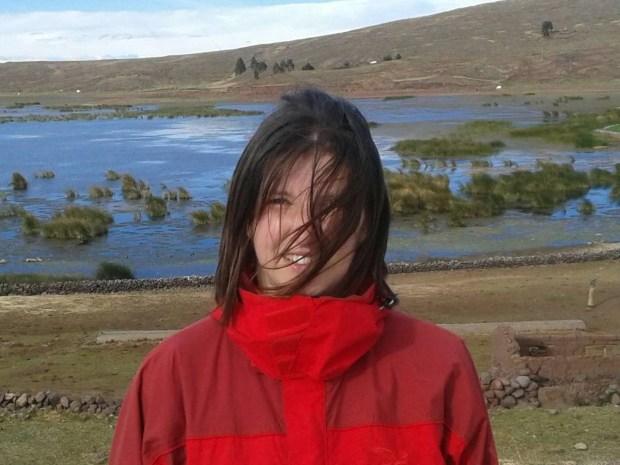 L'omnipresente vento sul lago Titicaca