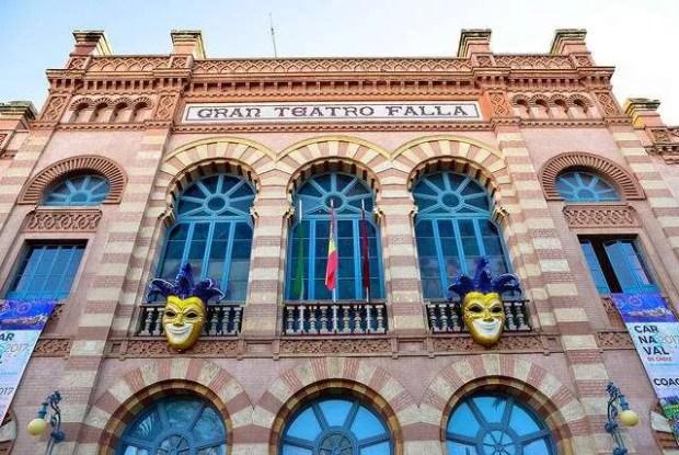 Il Carnevale al Teatro Falla