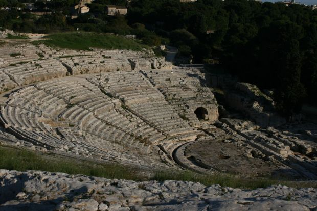 Tour della Sicilia: Anfiteatro Romano di Siracusa