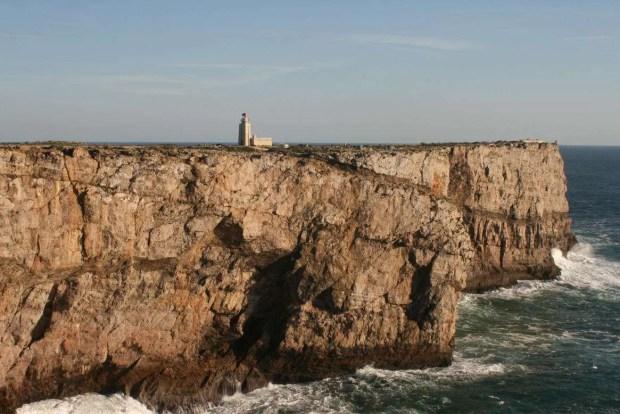 Cosa vedere in Algarve: Cabo San Vicente
