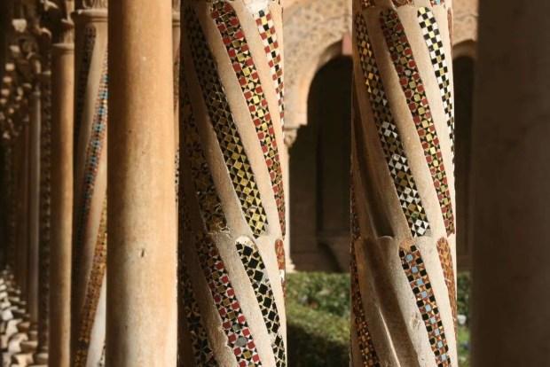 Tour della Sicilia: il chiostro del Duomo di Monreale