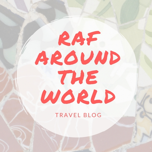 Raf Around The World - Travel Blogger