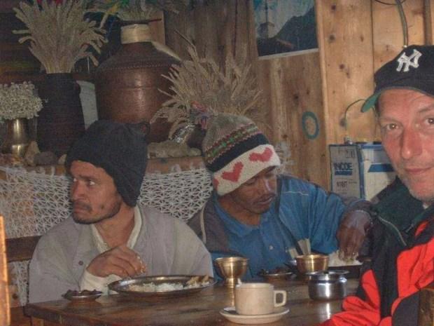 Circuito dell'Annapurna - Mangiando Dal Baht
