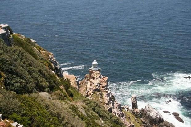 Il faro di Punta del Capo