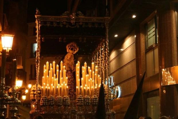 Pasqua in Andalusia - Processione di notte