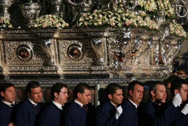 Pasqua in Andalusia - I portatori del trono