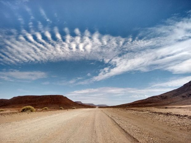 Self drive in Namibia: la strada