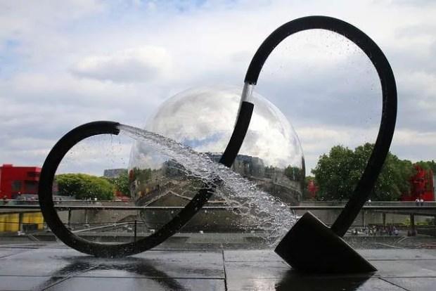 La Villette - la città della scienza a Parigi