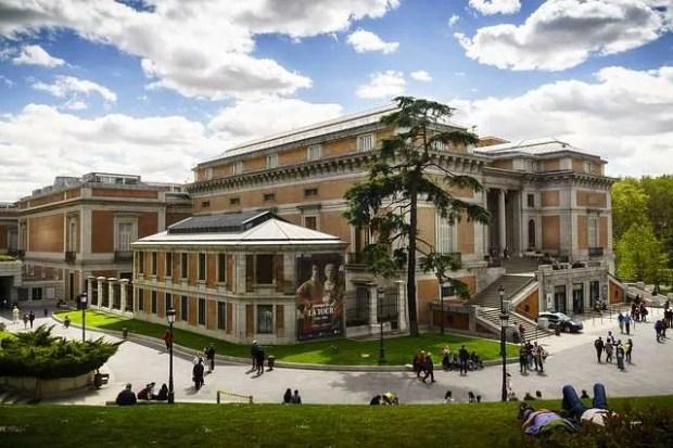 10 musei d'arte europei: il Museo del Prado