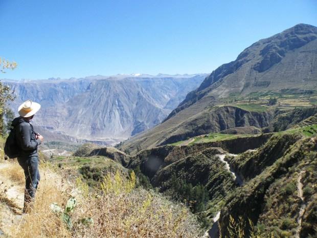 Trekking al Canyon del Cotahuasi