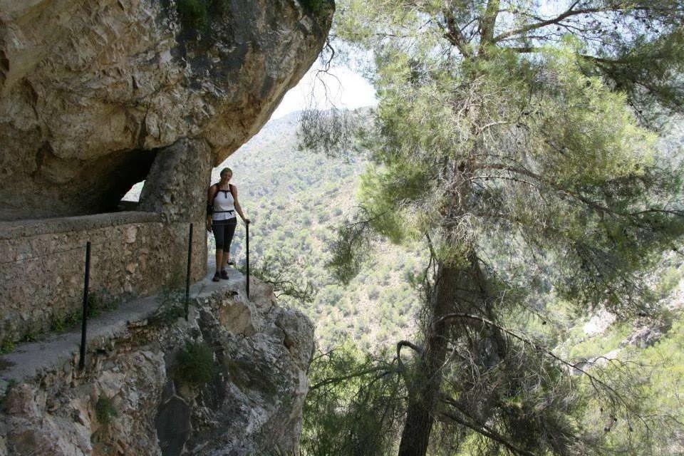 Avventura in Andalusia oltre al Caminito del Rey: il Rio Chillar