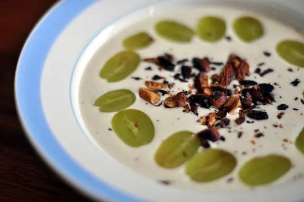 Cosa mangiare a Malaga: l'ajo blanco