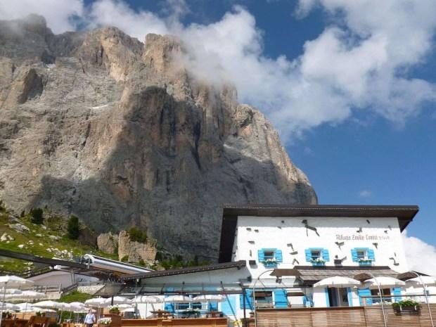 Escursioni in Val Gardena: il Rifugio Comici
