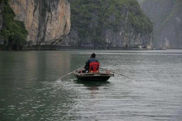 Visitare Halong Bay