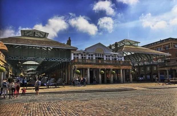 Cosa vedere a Londra: Covent Garden