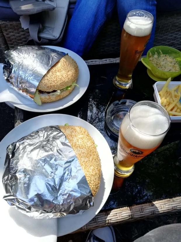 Il mio pranzo da Helli's Grill a Vipiteno