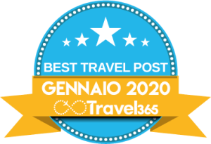 Premio travel blogger