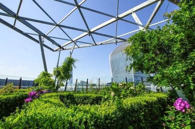 Londra low cost: la terrazza dello Sky Garden