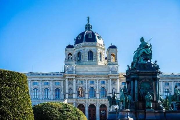 Il Kunsthistorisches Museum a Vienna, uno dei più importanti musei d'arte europei