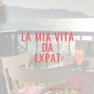 La mia vita da expat blog