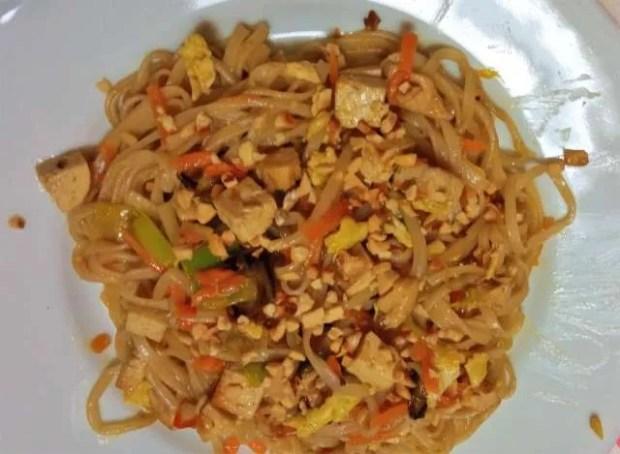 Il pad thai: il mio piatto preferito