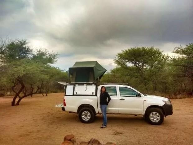 Vacanze in camper in Namibia