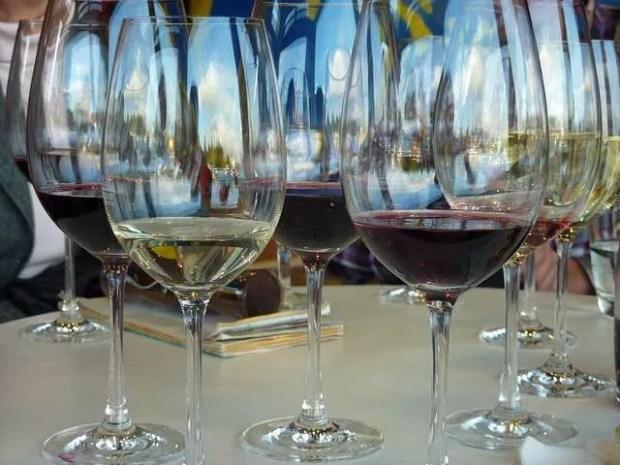 Vino bianco o vino rosso?