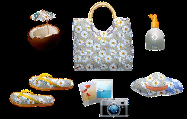 Cosa non può mancare in una borsa per la spiaggia