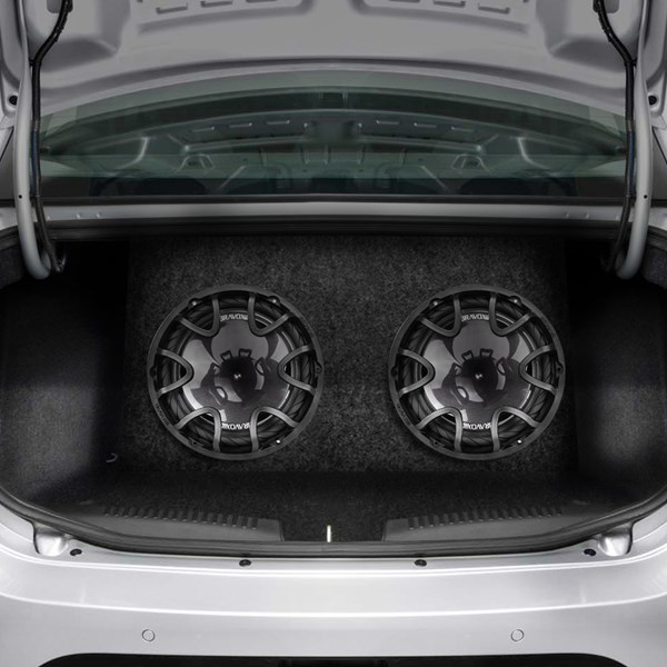 Subwoofers Are The Quality Car Sound