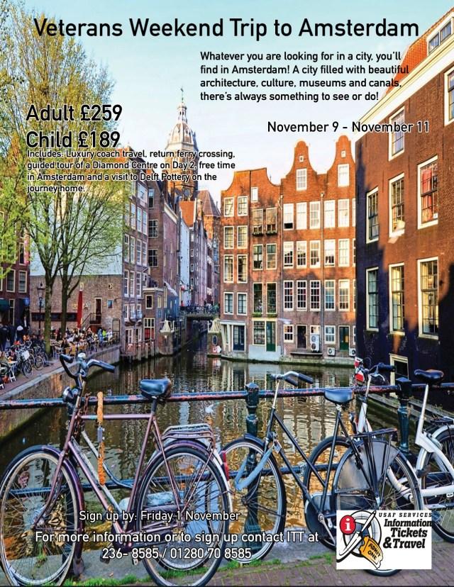 Croughton Amsterdam trip 2019 copy